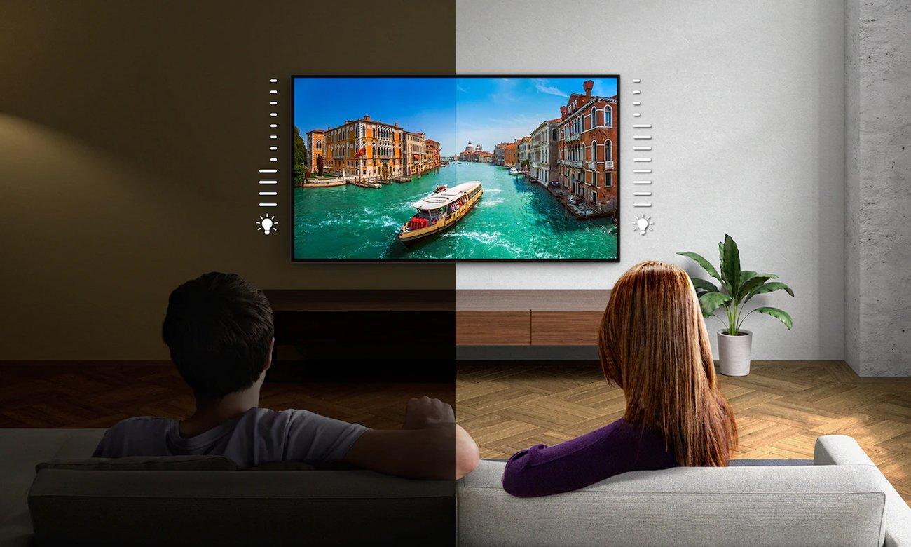 Netflix i Chromecast w telewizorze Sony OLED KE-48A9