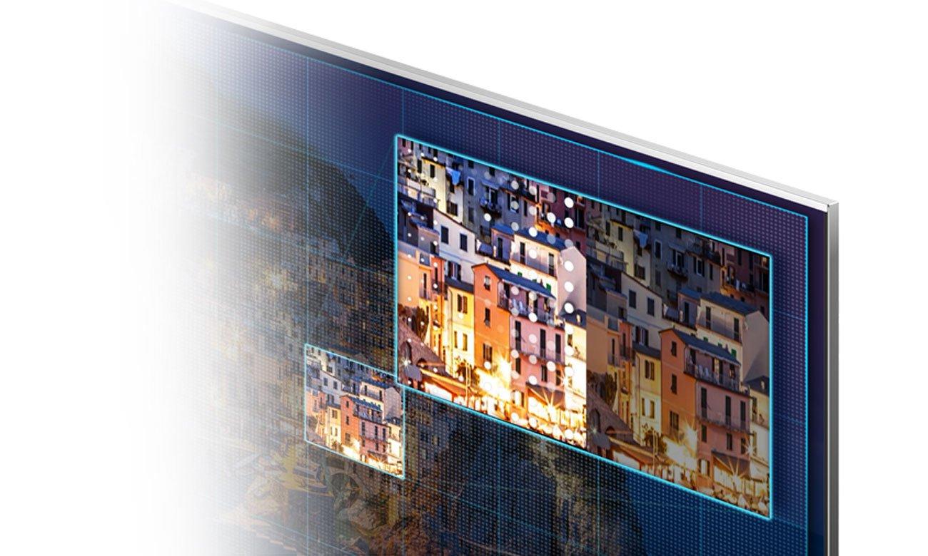 Funkcja poprawy jasności w tv TCL U55X9006
