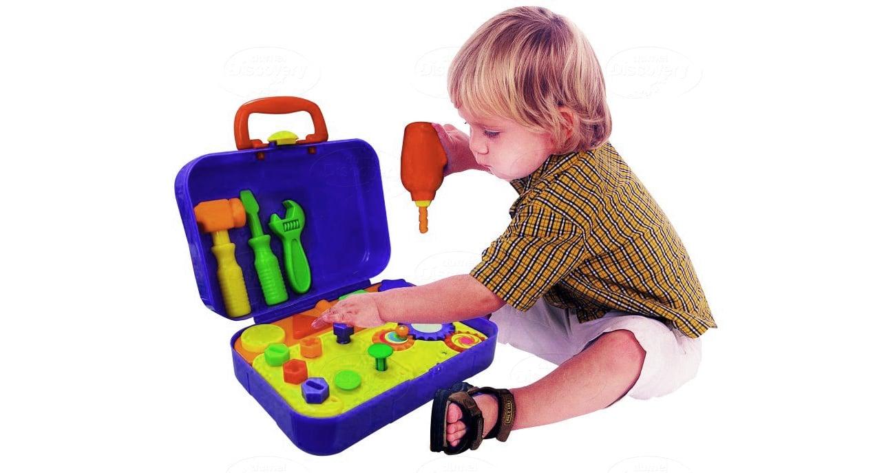 Zabawka dla dzieci Mały majsterkowicz DD27722