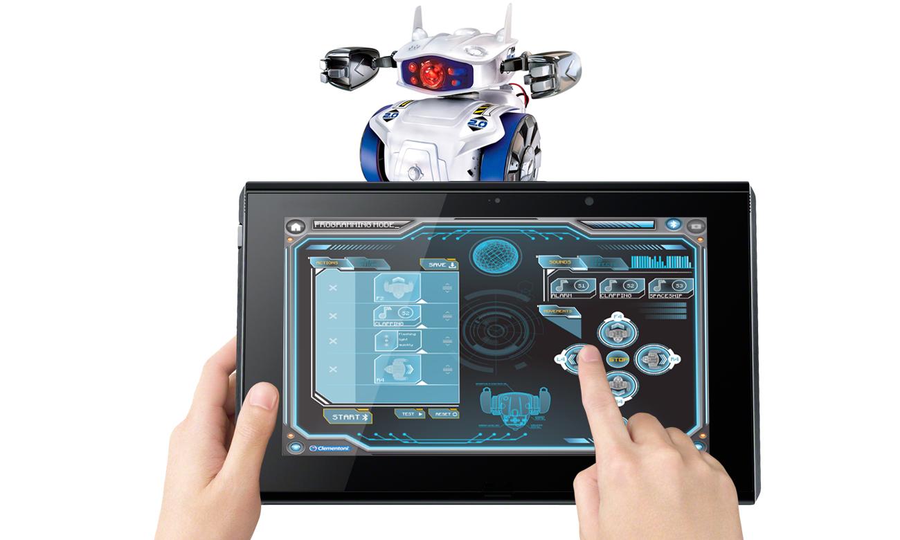 Clementoni Cyber Robot Programowany