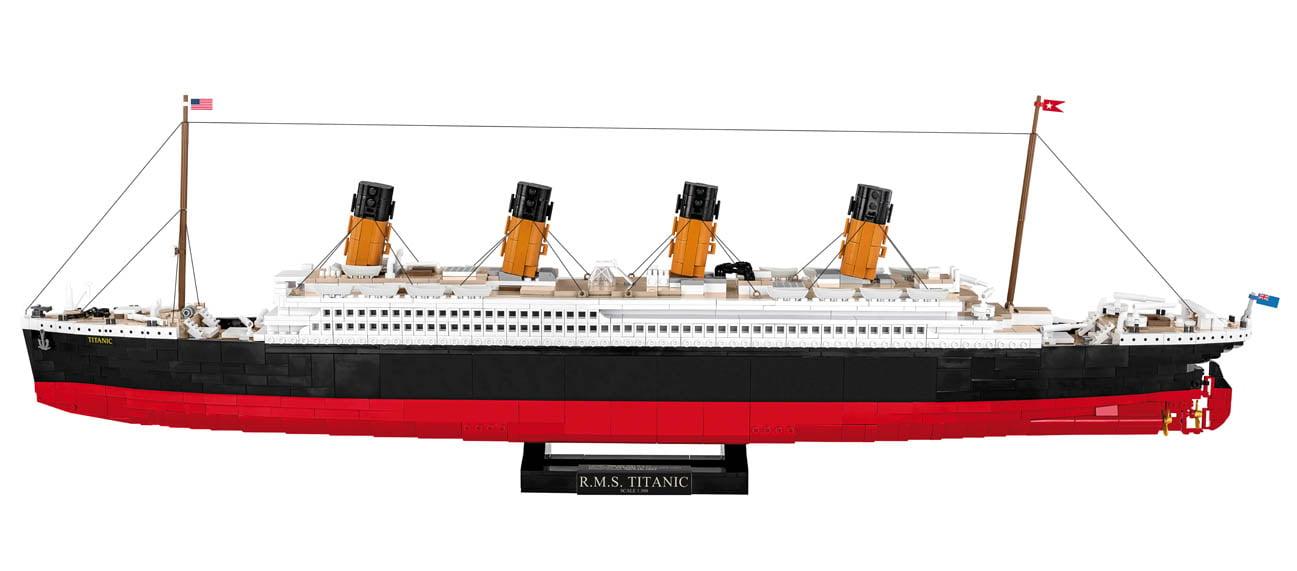 Klocki Cobi R.M.S. Titanic 1:300