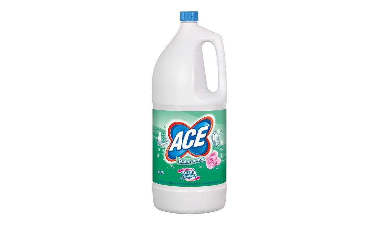 Ace Płyn wybielający FLOWERS 2L 8001480022614