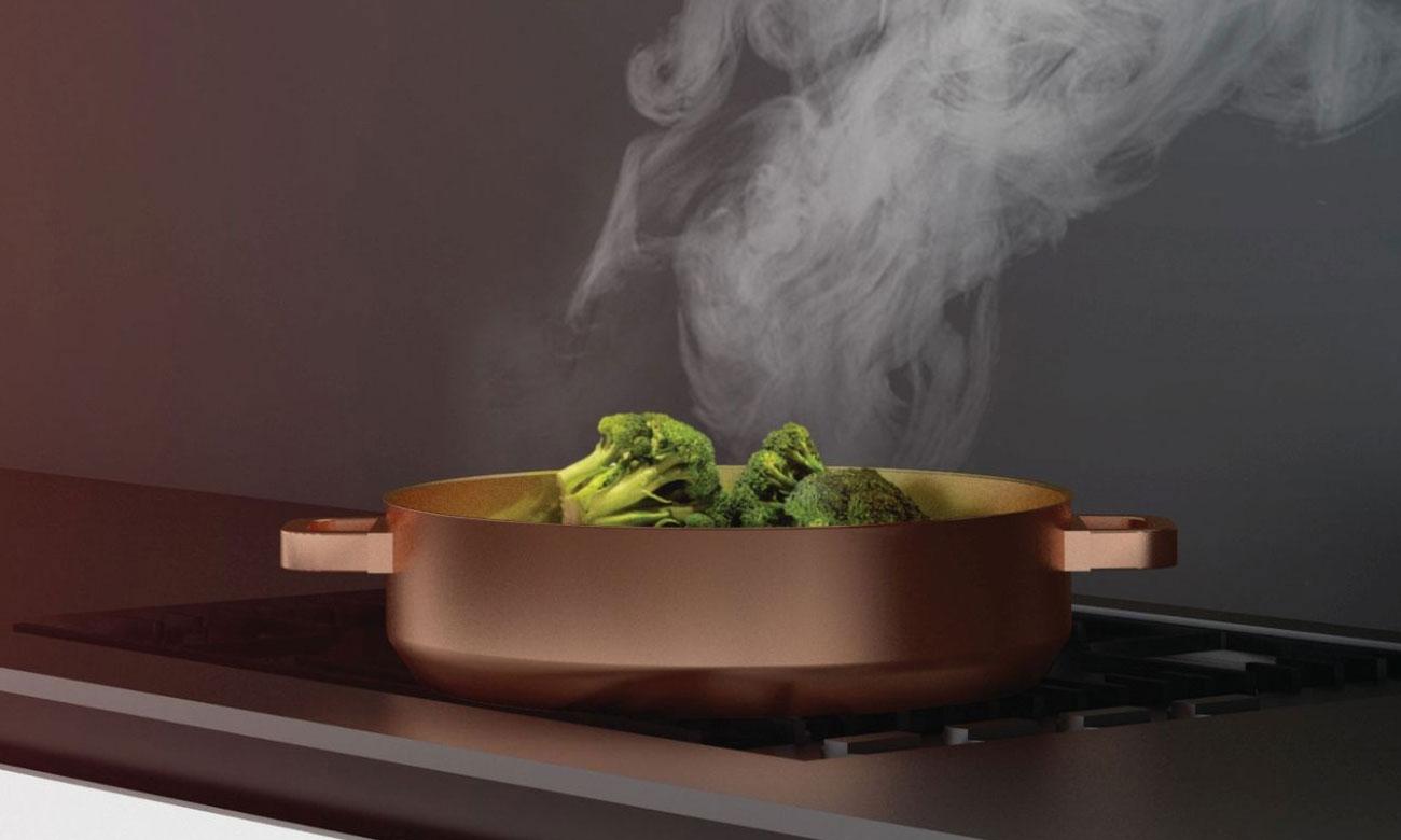 Pochłaniacz lub wyciąg w okapie kuchennym Akpo