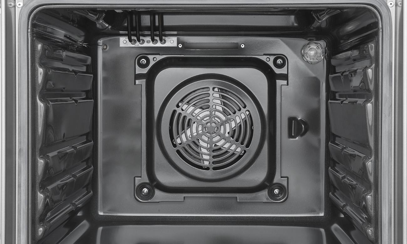 Amica 510GES3.43ZpTaD(Xx) pojemne wnętrze