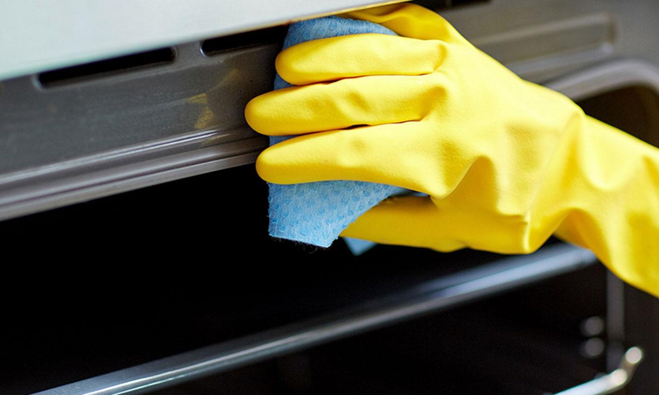 Emalia łatwoczyszcząca Easy Clean w Amica 57CE3.315HTaQ(Xx)