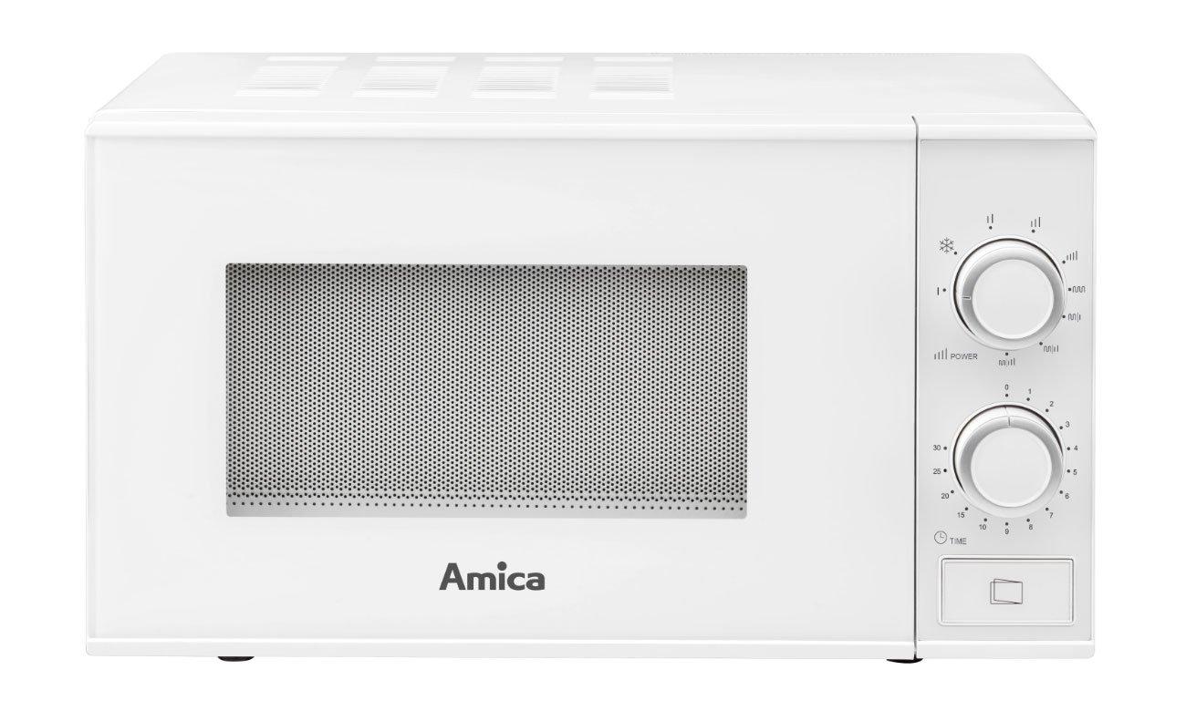 Kuchenka mikrofalowa wolnostojąca Amica AMGF17M1W