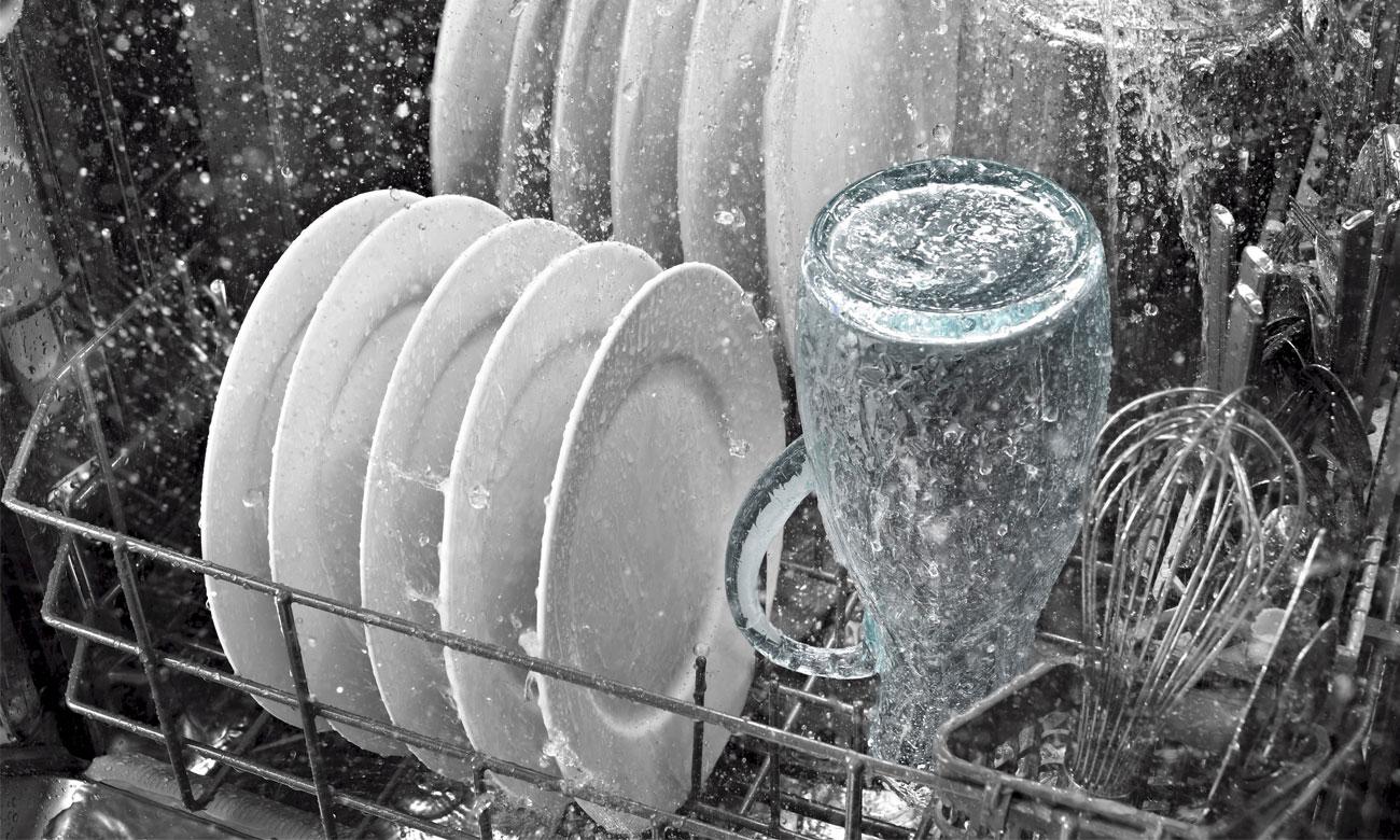 Program do szybkiego zmywania naczyń w zmywarce Amica DIM625AH