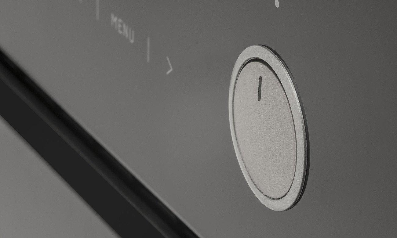 Amica Fusion EB7541B  ma chowane pokrętła