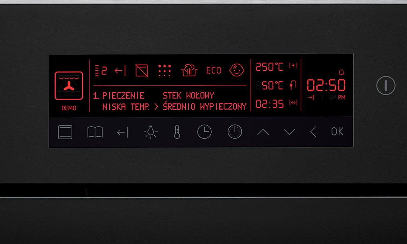 Programator sensorowy piekarnika Amica EB833BA + IN