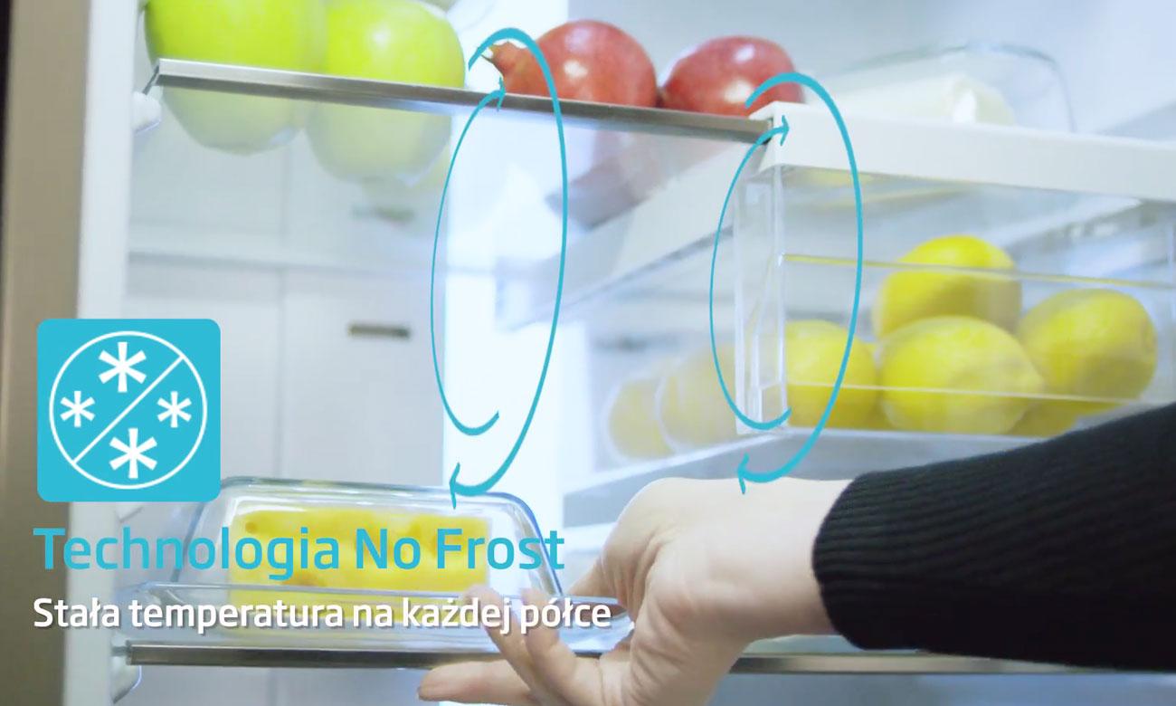 No Frost w Amica FC3616.3DFX