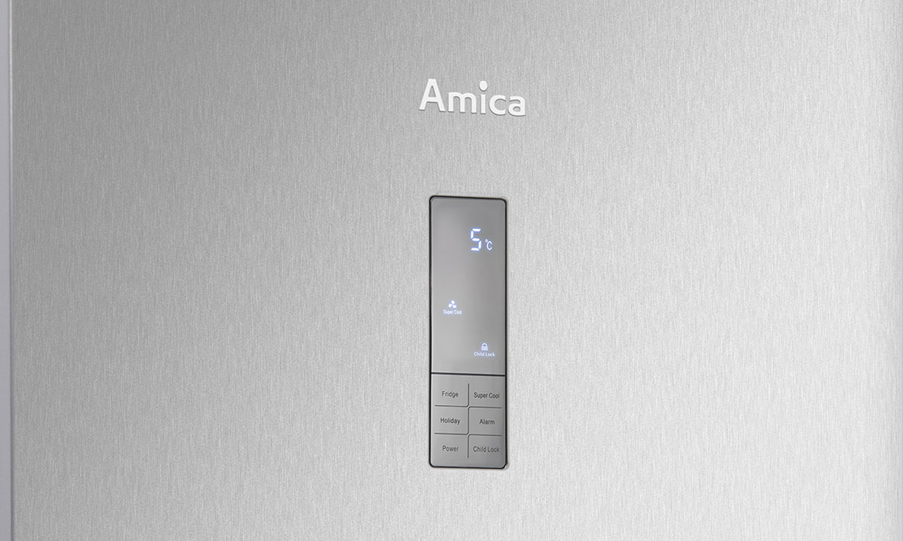 Sterowanie sensrowe w Amica FC3616.3DFX