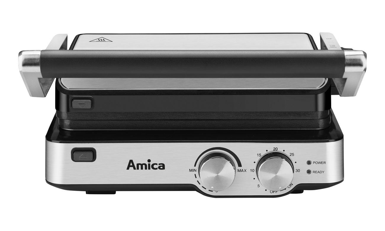 Grill elektryczny Amica GK 4011 opinie