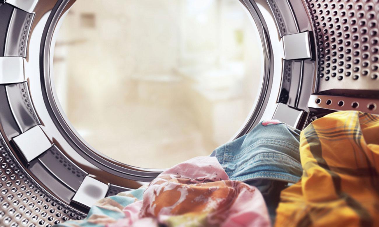 Szybkie pranie, dzięki Program Express w pralce Amica TAW6123LSW