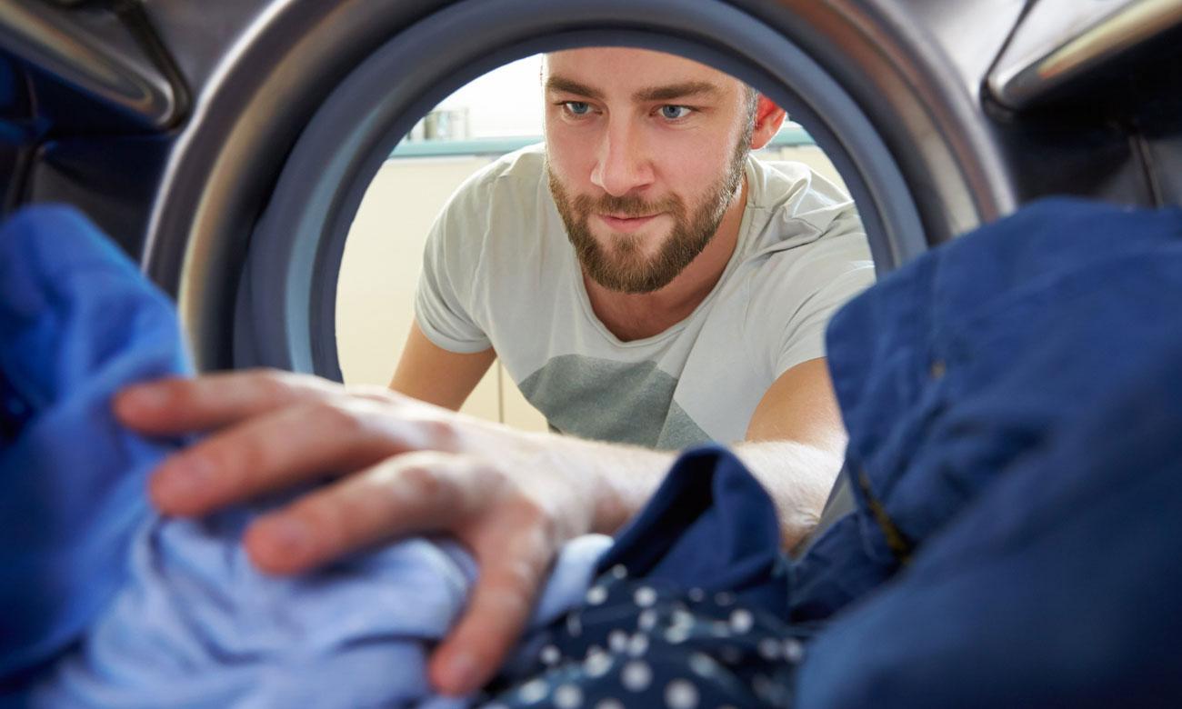 Program Pranie krótkie w pralce Amica TAWE 6123 LSLDS