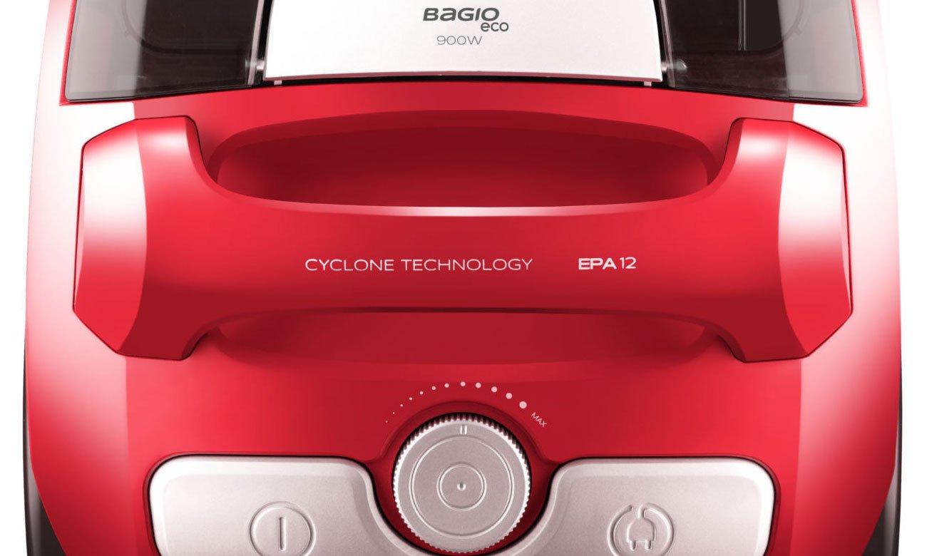Odkurzacz z filtrem EPA Amica Bagio Eco VM3044