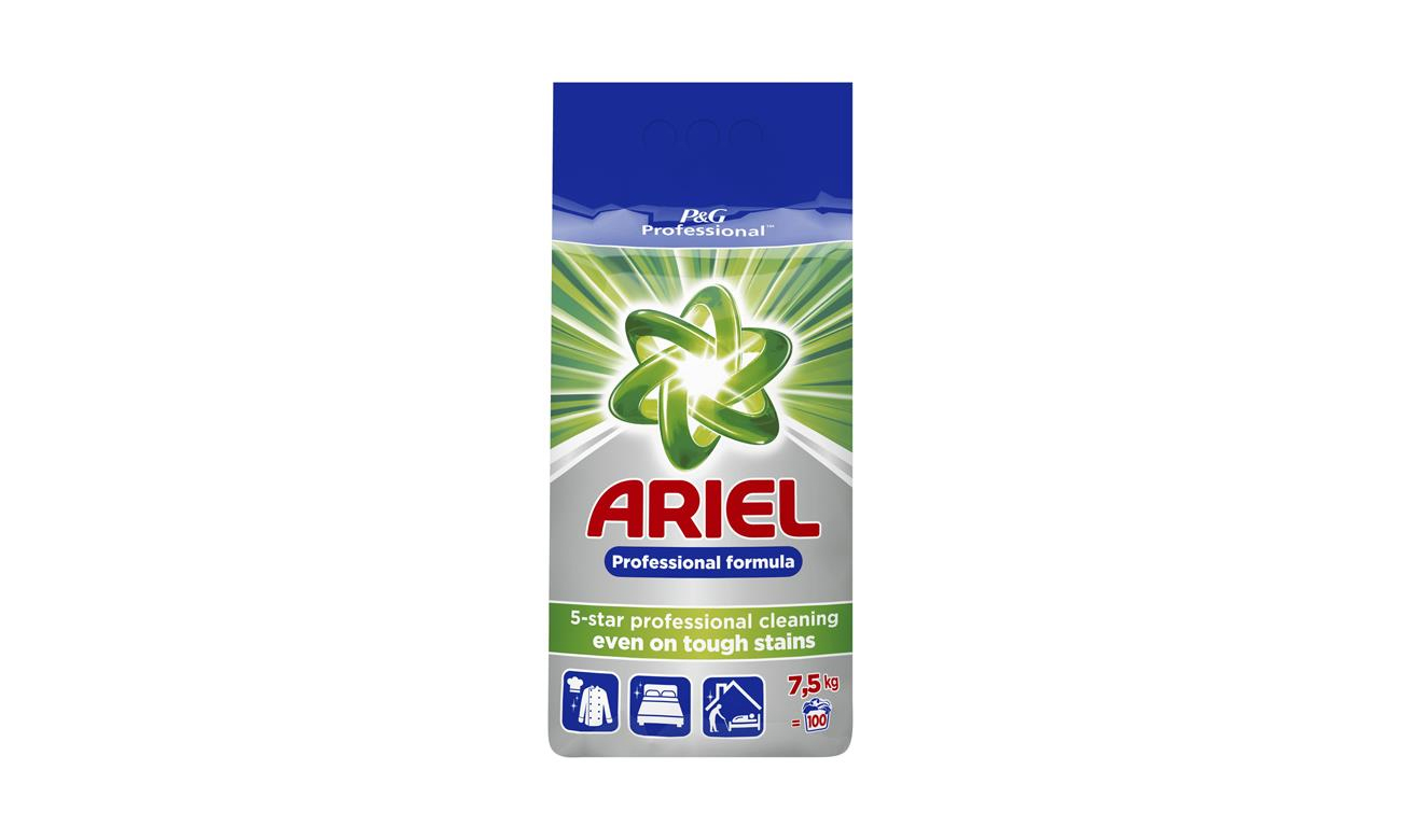 Ariel Proszek do prania Regular 7,5kg 4084500695962