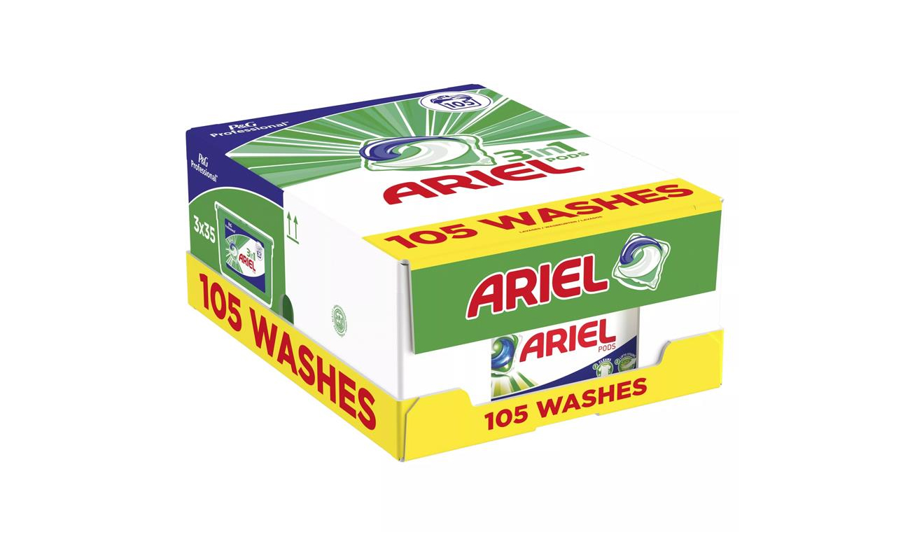 Ariel Kapsułki do prania Kolor MegPack 3x35szt 8001841453033