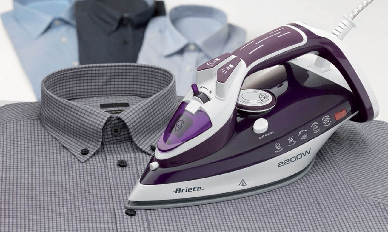 Żelazko ARIETE Steam Iron 2200 6243