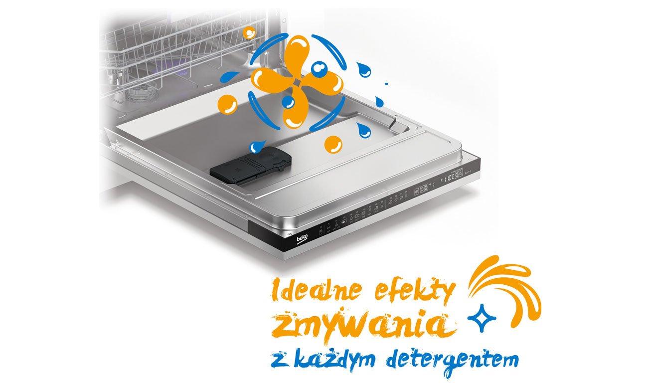 Program Allin1 w zmywarce Beko DFN26422X