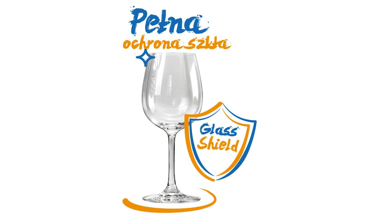 Technologia GlassShield wydłuża żywotność szklanych naczyń w zmywarce Beko DIN28425