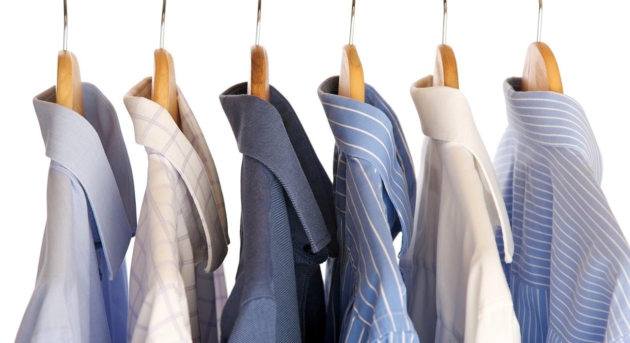 suszenie koszul
