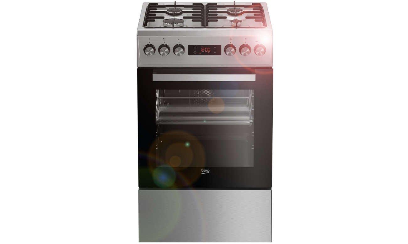czyszczenie w kuchence Beko FSET52324DXDS