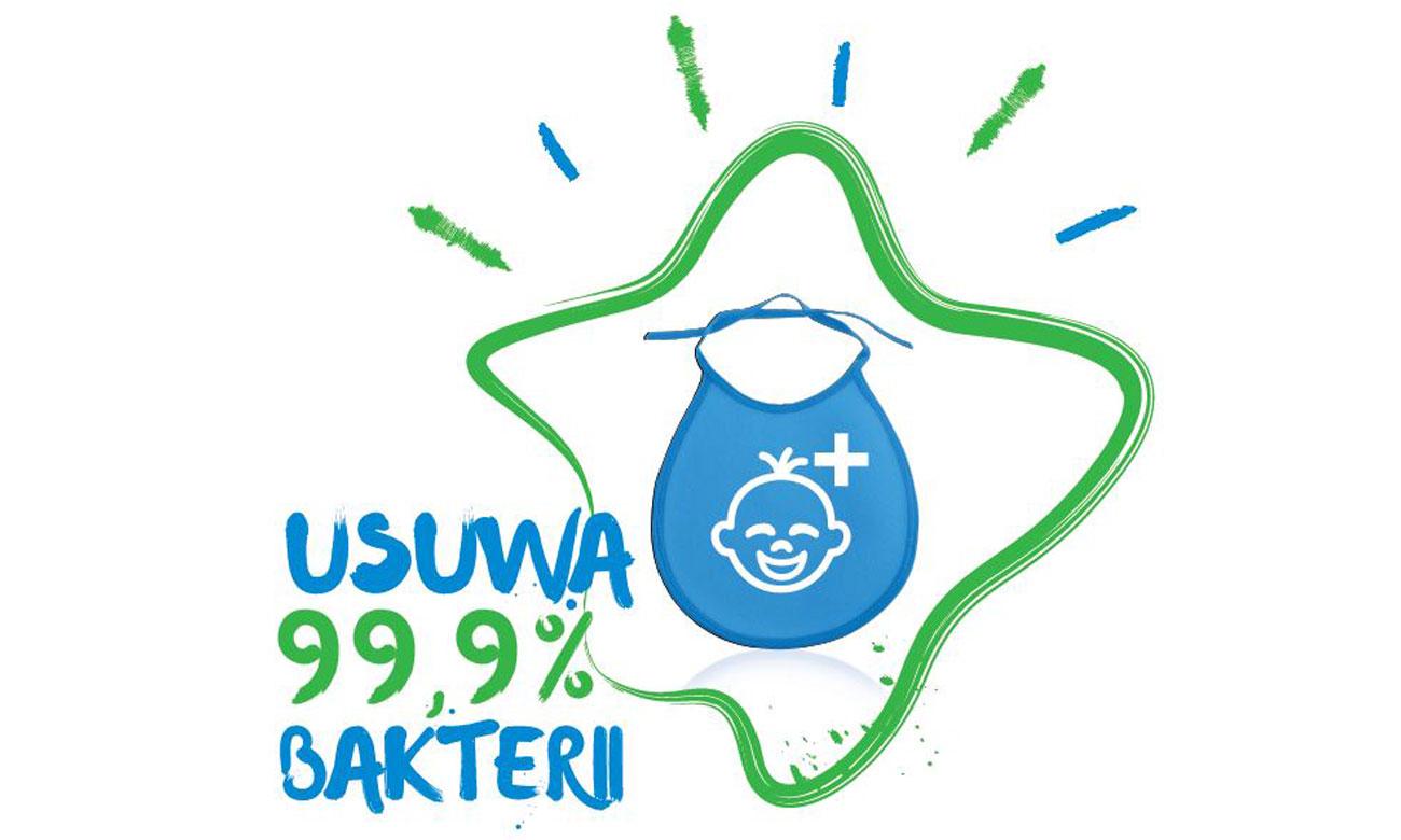 Skuteczne pranie ubranek dziecięcych, dzięki programowi BabyProtect w pralce Beko WRE5612BSW