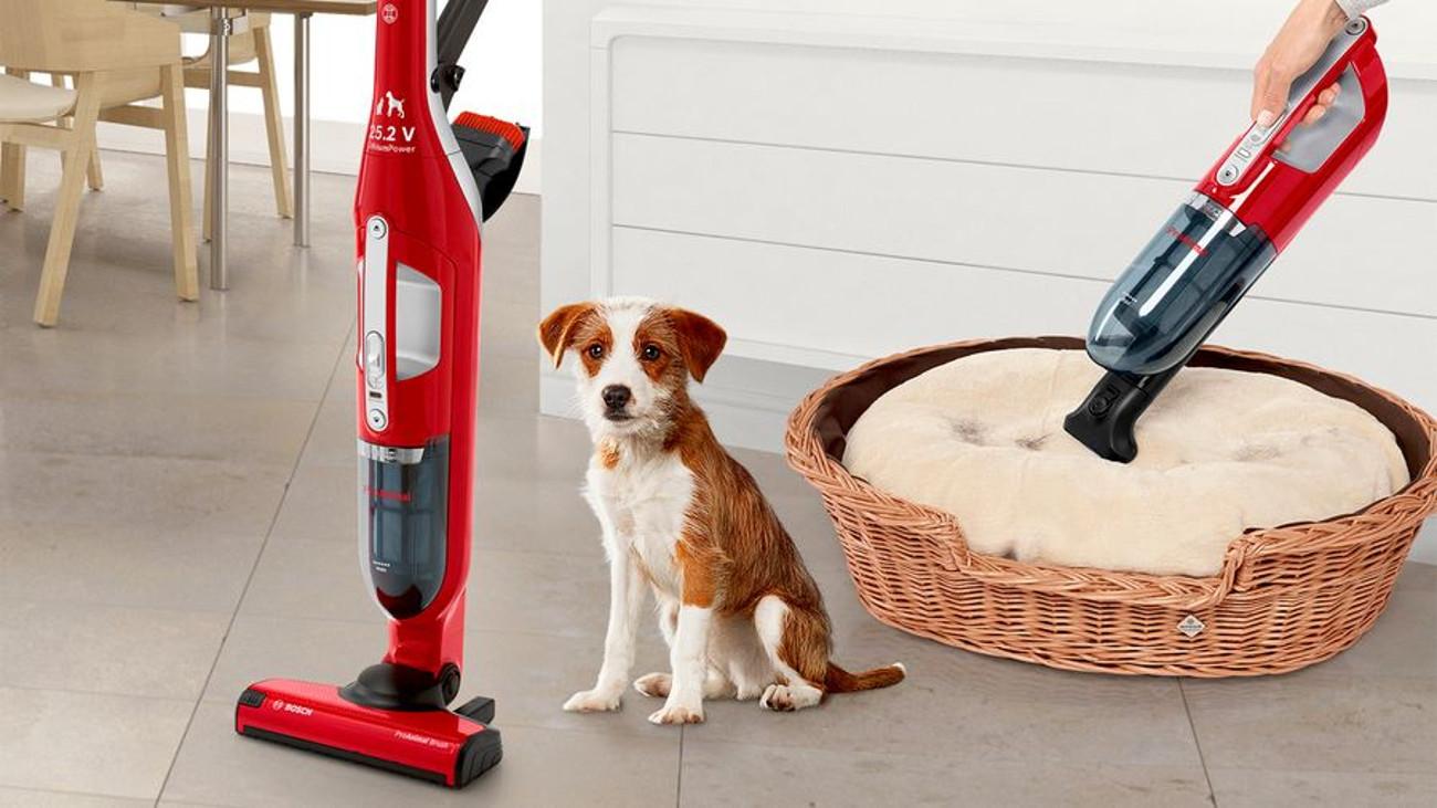 Odkurzacz bezprzewodowy Bosch BBH3ZOO25 gwarantuje doskonałe efekty sprzątania