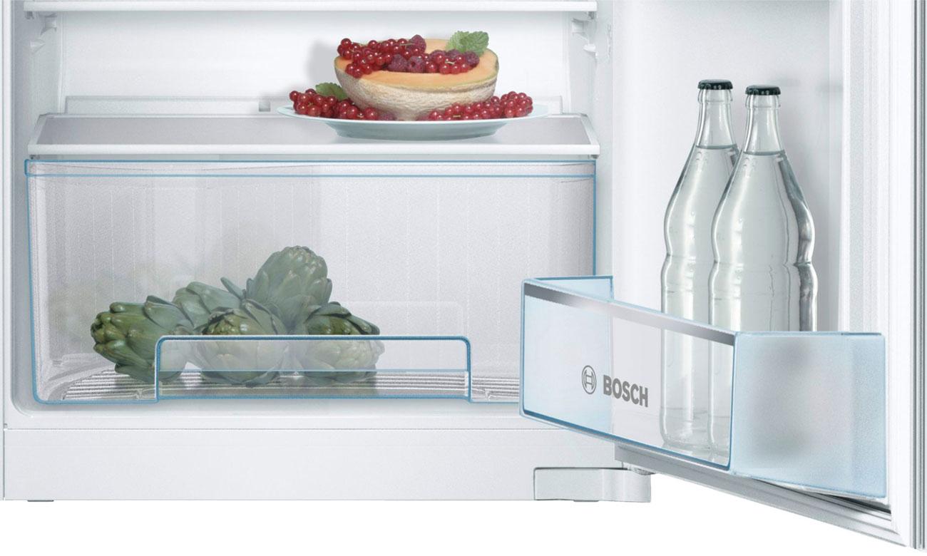 Ящик MultiBox в Bosch KIL18V20FF дольше сохраняет фрукты и овощи свежими