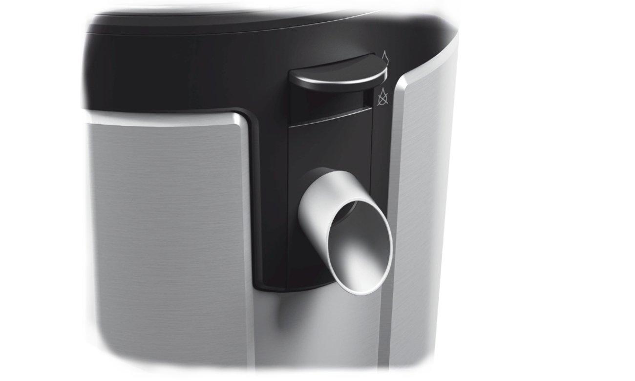 Blokada DripStop w Bosch MES4010