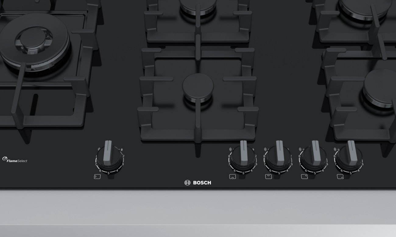 Płyta gazowa do zabudowy Bosch PPS9A6B90