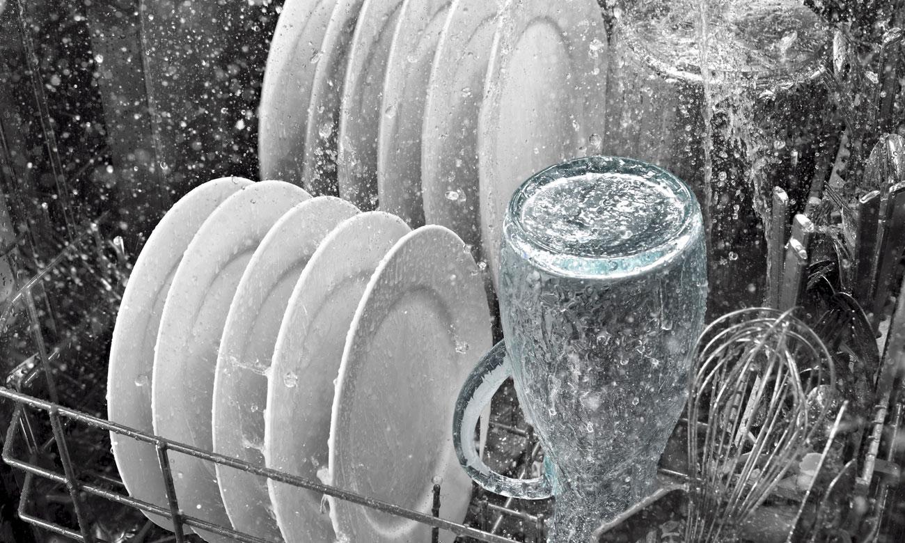 Oszczędne zarządzanie wodą w Bosch SMS46KI04E