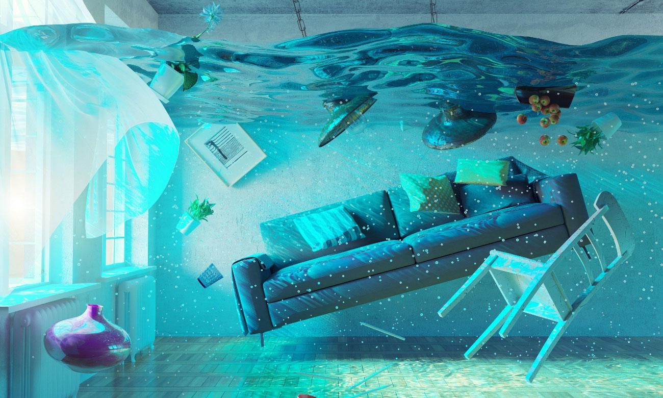 Zabezpieczenie antywypływowe AquaStop w zmywarce Bosch SMV46KX02E