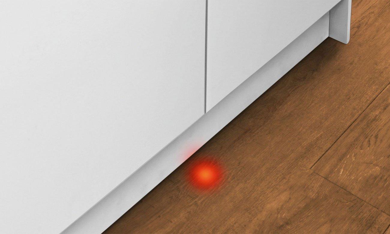 InfoLight w zmywarce Bosch SMV46KX02E