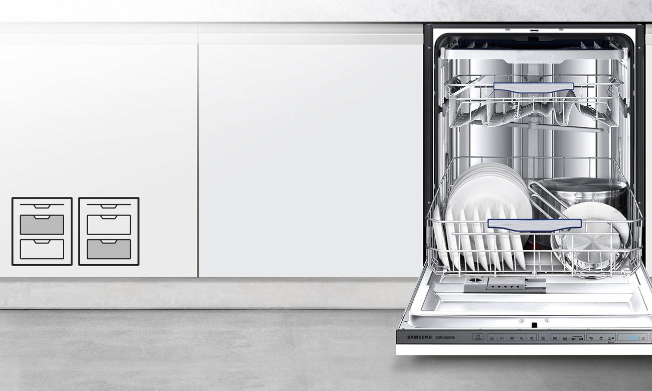 Funkcja HalfLoad w Bosch SMV58L60EU