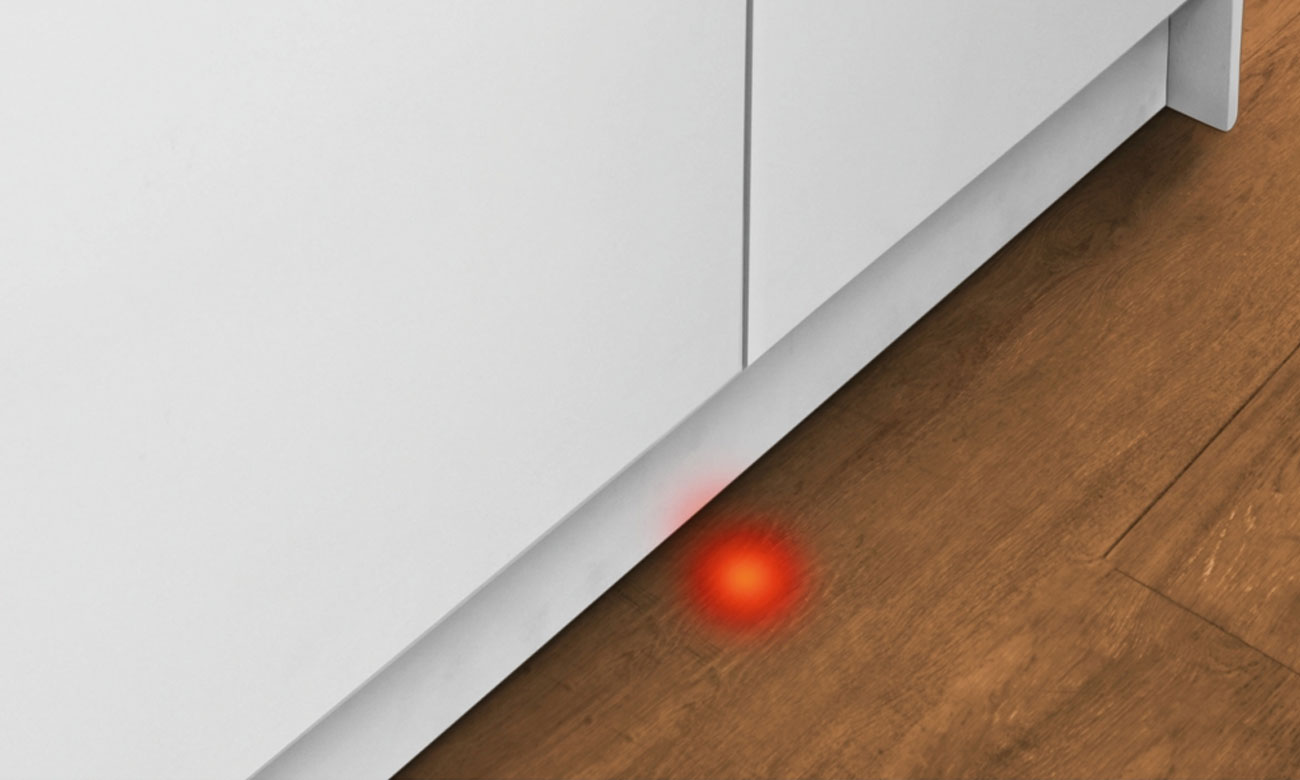 Funkcja InfoLight w Bosch SMV58L60EU