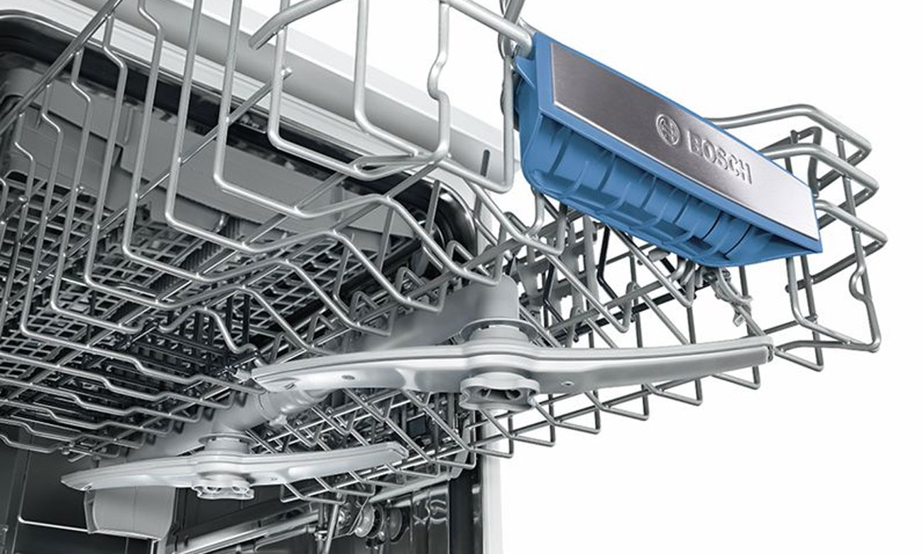Lepsza cyrkulacja wody, dzięki technologii DuoPower w zmywarce Bosch SPV25CX00E