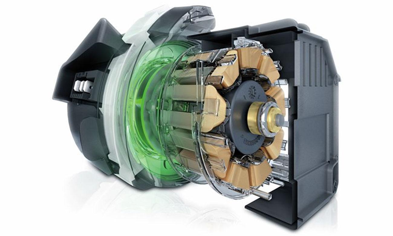 Silnik EcoSilence Drive w zmywarce do zabudowy Bosch SPV44IX00E
