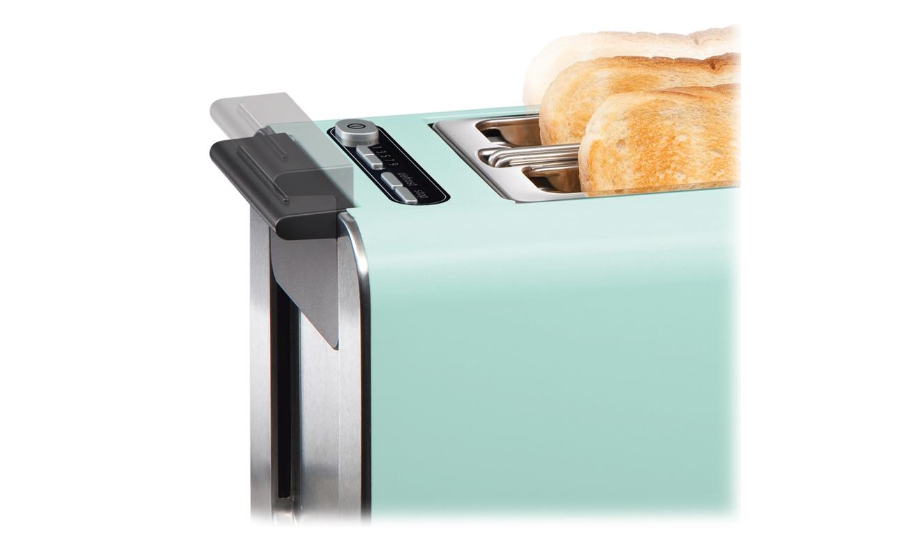 komfortowy w użytkowaniu toster Bosch TAT8612 z praktycznymi funkcjami