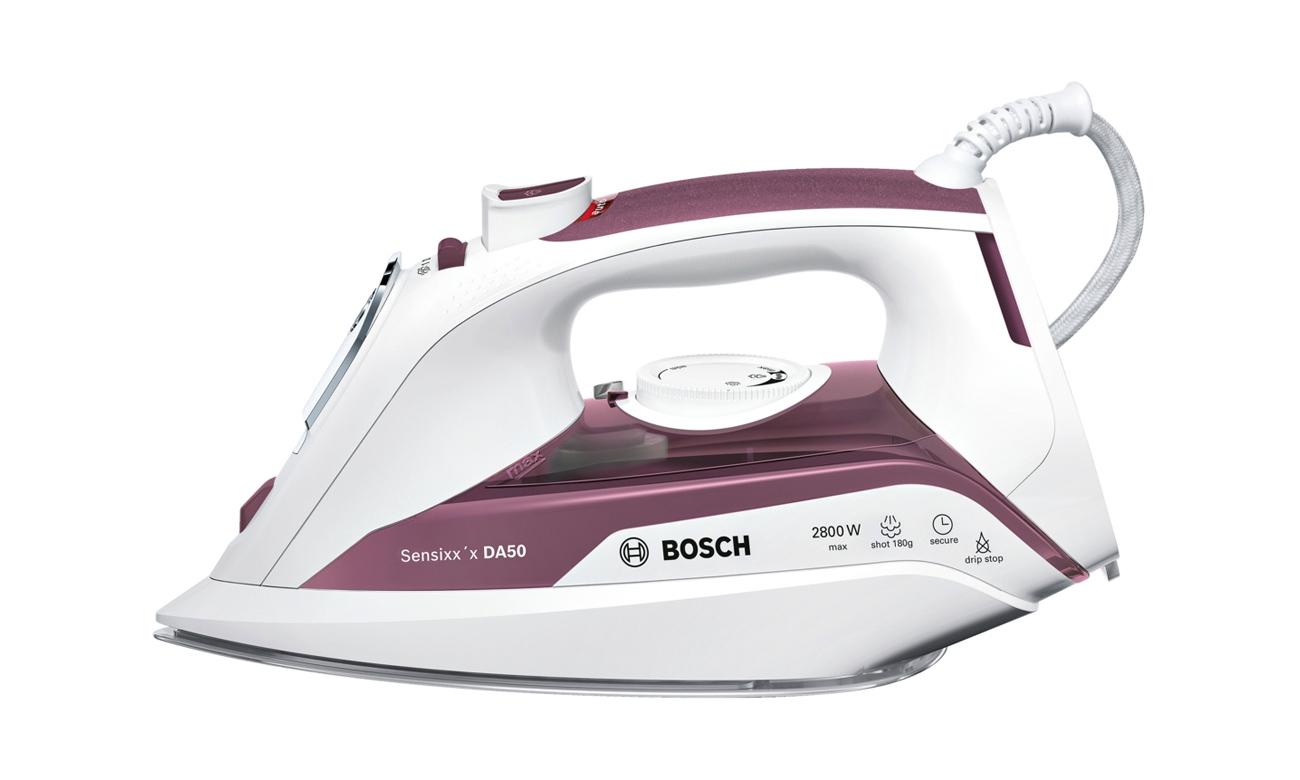 nowoczesne funkcje w żelazku Bosch