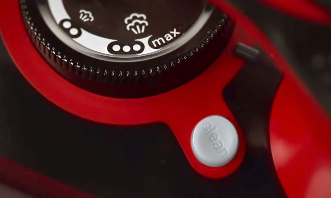 Bosch Sensixx'x DA50 EditionRosso przycisk do czyszczenia
