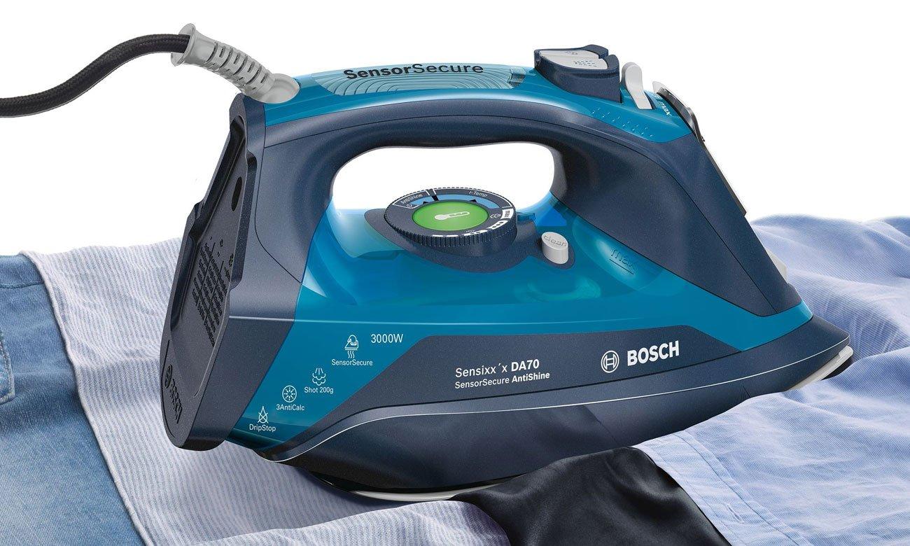 żelazko parowe Bosch Sensixx´x DA70 AntiShine TDA703021A