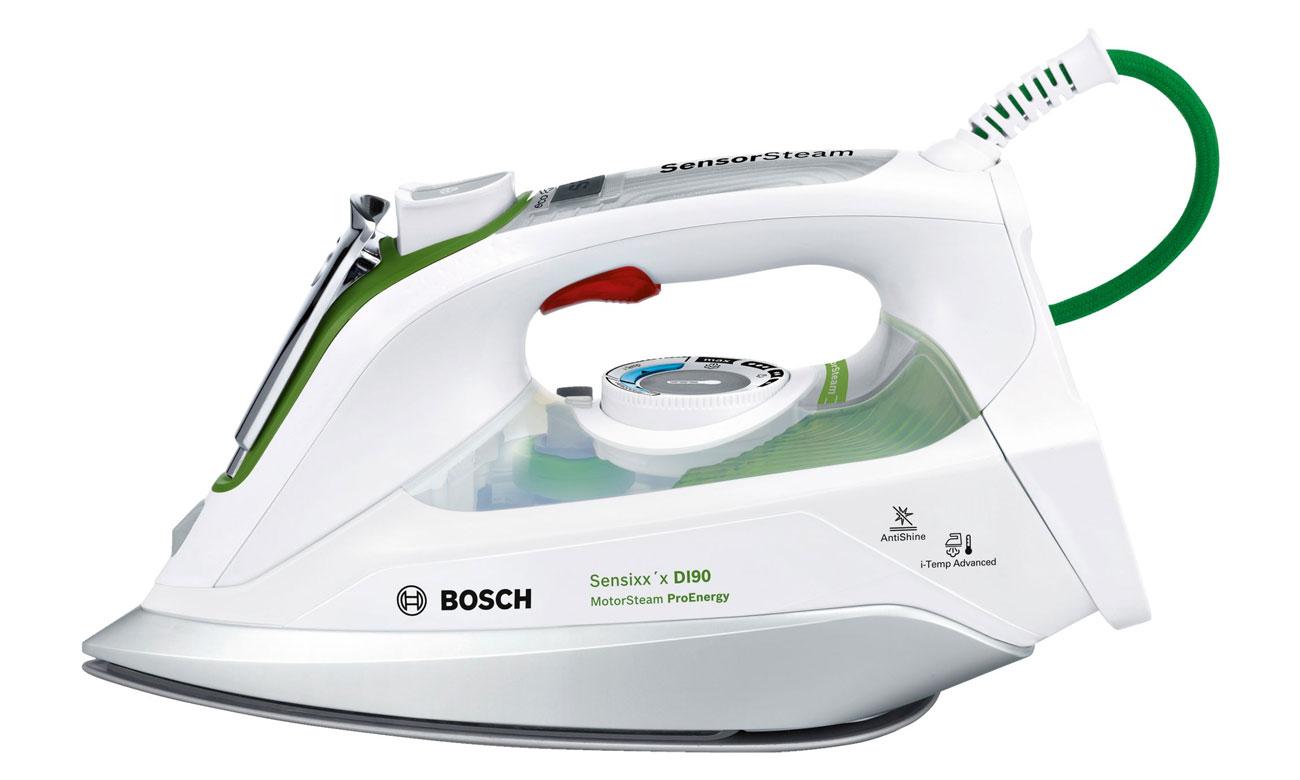 Żelazko parowe Bosch TDI902431E opinie