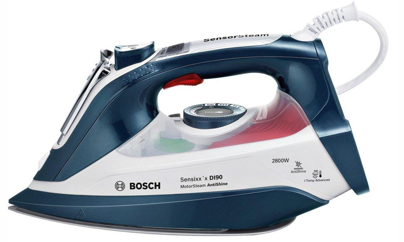 Żelazko Bosch TDI902836A DI90 AntiShine 2800W Sensixx´x opinie