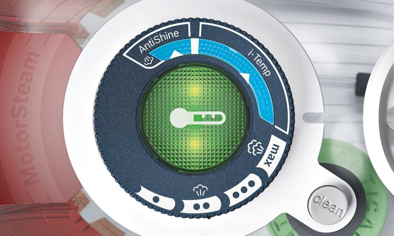 Żelazko parowe Bosch TDI902836A DI90 AntiShine 2800W Sensixx´x nowe funkcje