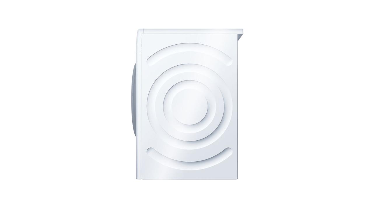 Suszarka do ubrań  Bosch WTN86201PL biała  WTN86201PL