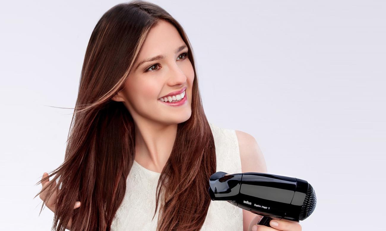 Suszarka turystyczna Braun Satin Hair 1 HD130
