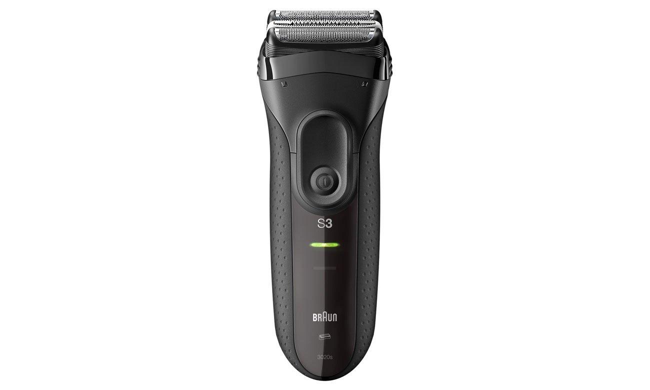 Technologia MicroComb w Braun 3020s
