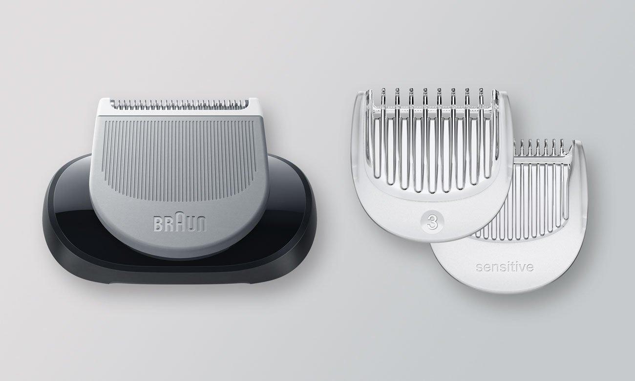 Braun EasyClick Nakładka golarki do ciała, do golarki elektrycznej Series 5, 6 i 7