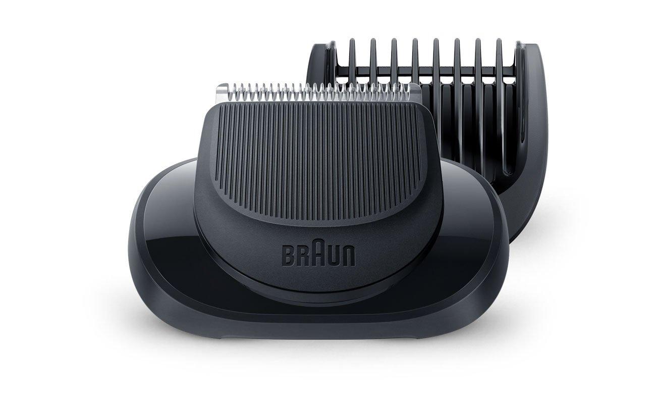 Braun EasyClick Nakładka trymera do kilkudniowego zarostu, do golarki elektrycznej Series